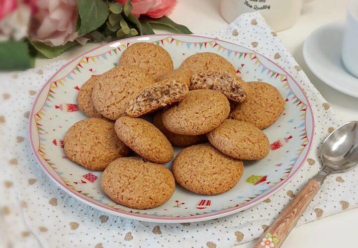 biscotti dietetici senza uova e burro dolce da inzuppo