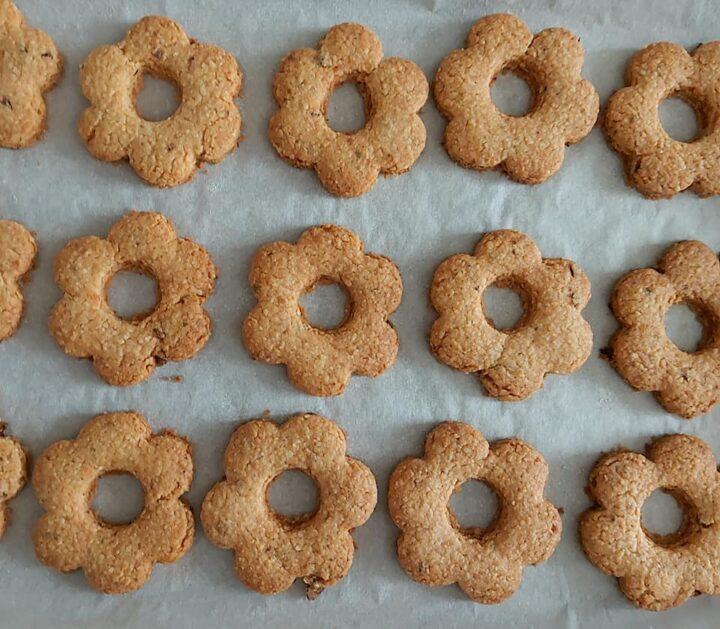 biscotti frollissimi e rustici da colazione dolce facile