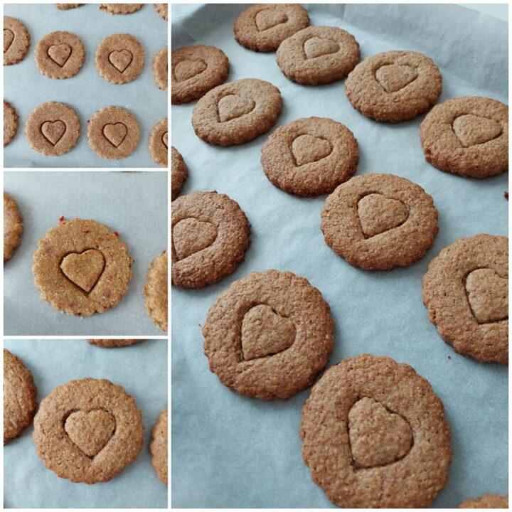 impasto per biscotti nocciole e mandorle dolce ricetta facile