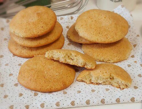 PASTE DA LATTE PUGLIESI dolce biscotto da inzuppo senza burro