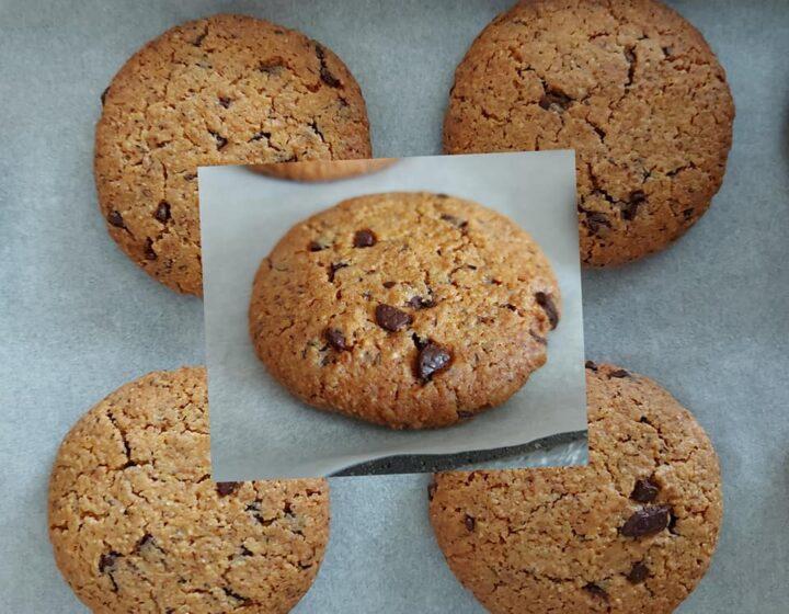 biscotti finti cookies facili e golosi dolce ricetta