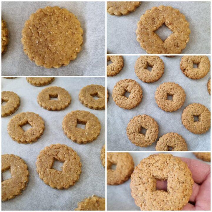 impasto biscotti con avanzi di cereali dolce ricetta di riciclo