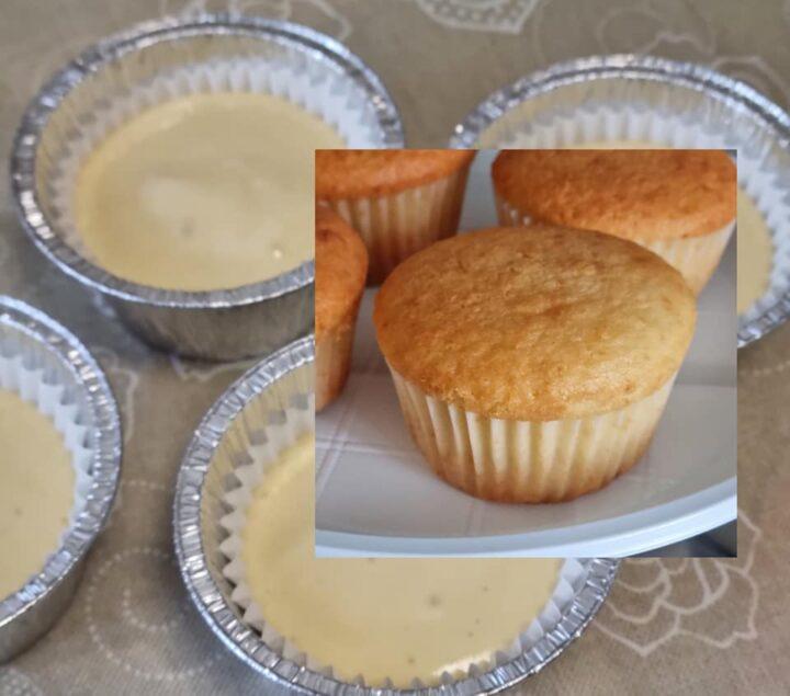 impasto per muffin soffici al limoncello dolce ricetta senza burro