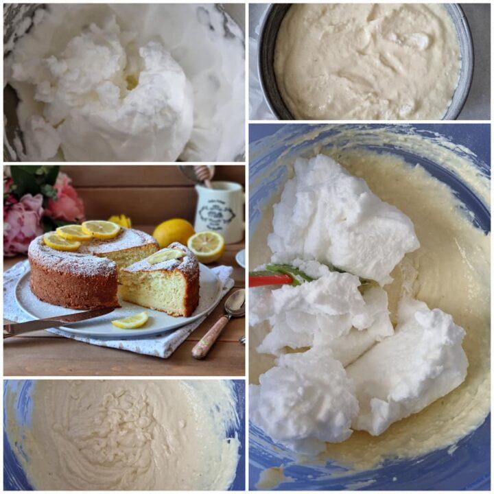 impasto torta cremosa ricotta e limone dolce ricetta facile