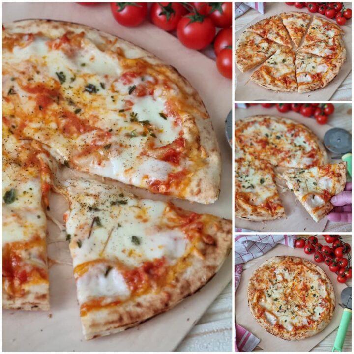 pizza perfetta fatta in casa ricetta facile e collaudata