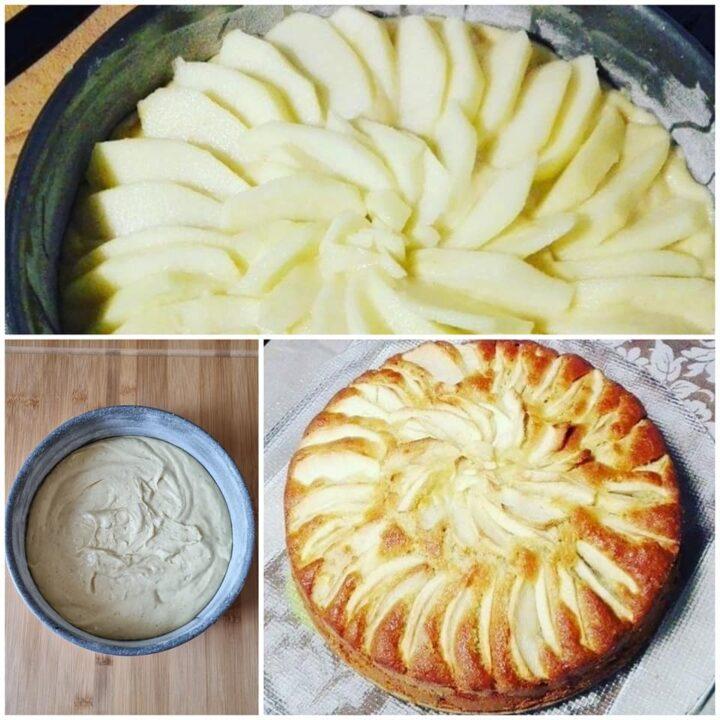 impasto collaudato per torta di mele della nonna dolce perfetto