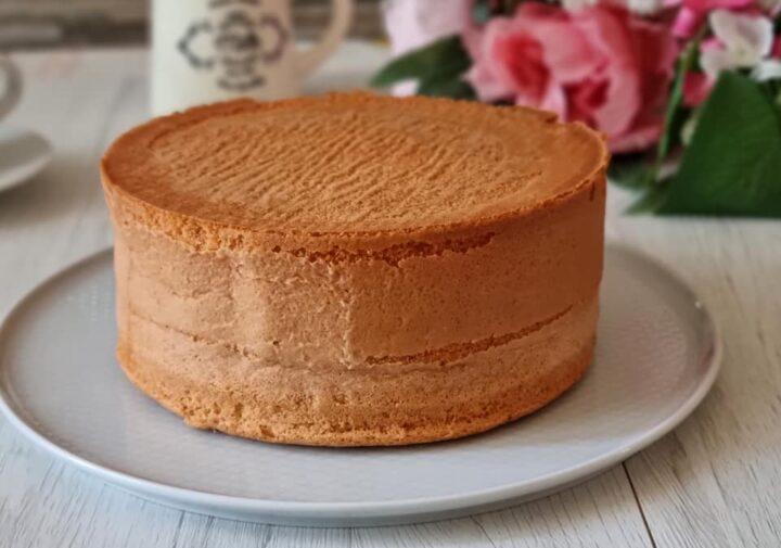 pan di spagna perfetto e soffice dolce ricetta base per torte
