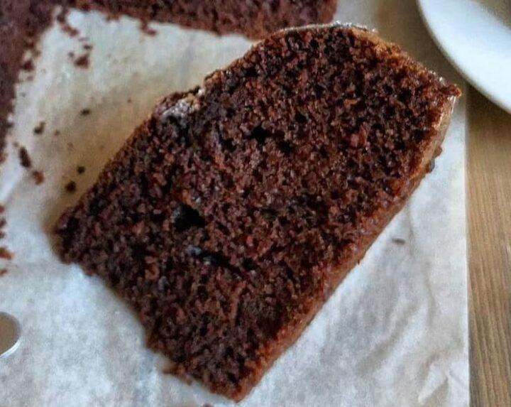 torta favola di cacao e ricotta dolce soffice senza burro