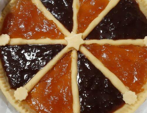 CROSTATA BIGUSTO IMPASTO SEMPLICE dolce ripieno marmellata