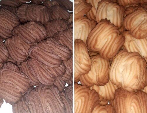 FROLLA MONTATA SEMPLICE O AL CACAO dolce impasto perfetto per biscotti