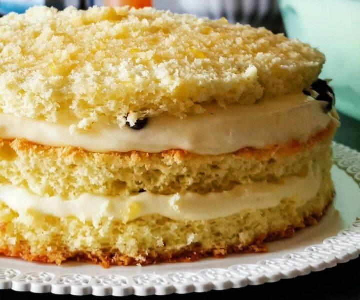 realizzare una torta di compleanno non è mai stato cosi' semplice dolce ricetta passo passo