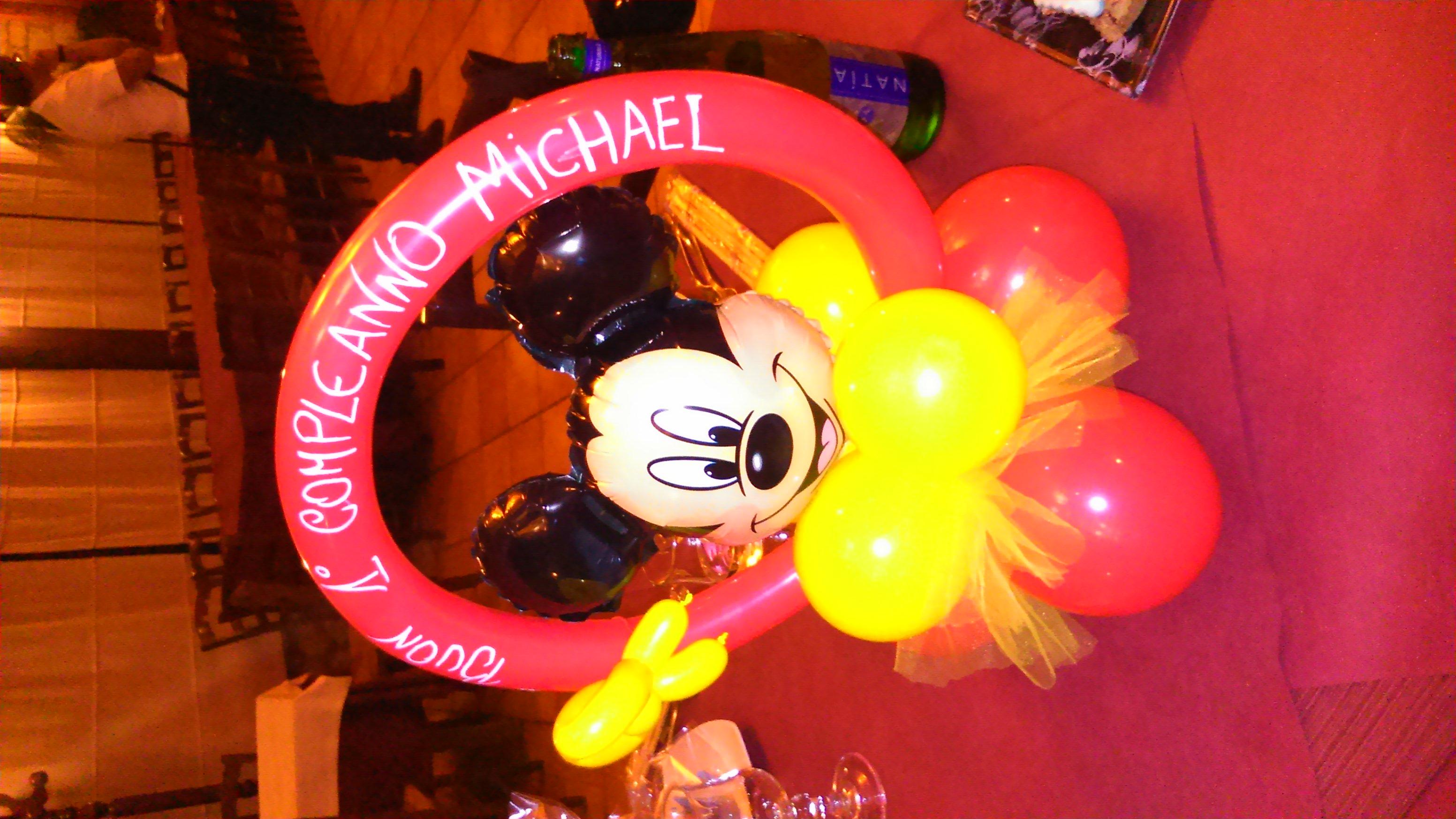 Tavolo Compleanno Topolino : Compleanno topolino cucinarelax