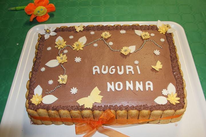 torta auguri nonna