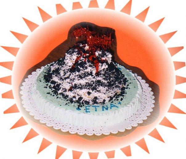 la mia torta ETNA
