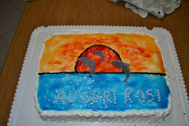 torta delfini