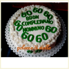 Ricerca ricette con torta 60 anni for Decorazioni per torta 60 anni