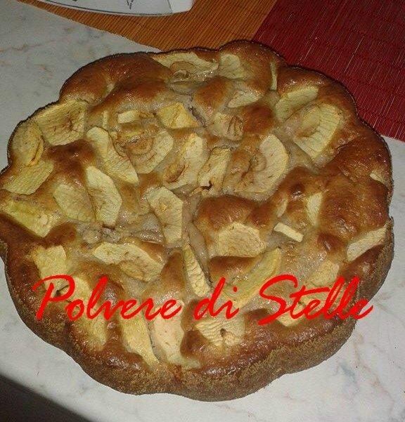 torta di mele velocissima(versone bimby)