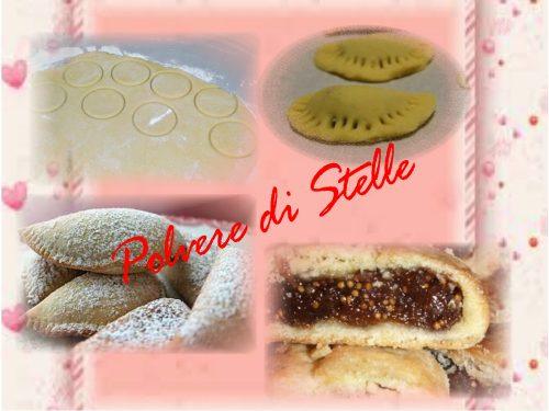 """Biscotti """"le lune"""" dolce tipico Siciliano"""