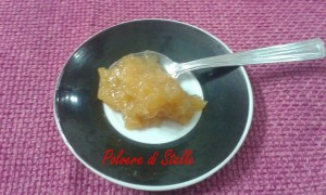marmellata di pesche gialle