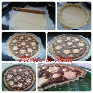 crostata cioccocheesecake