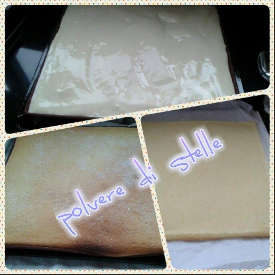 Pasta Biscotto Per Rotolo