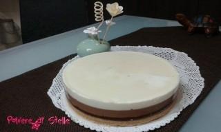 Ricetta semplicissima la torta tre cioccolati (12)
