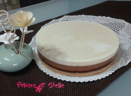 Ricetta semplicissima la torta tre cioccolati