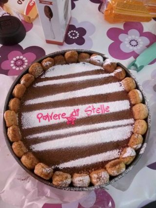 Torta Semifreddo al tiramisu' (2)