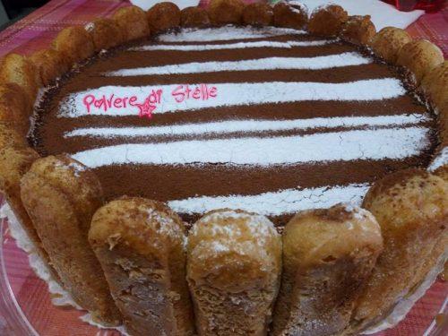 Torta Semifreddo al tiramisu'