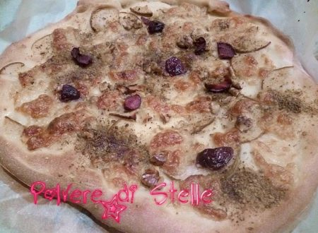 La pizza velocissima con il bimby