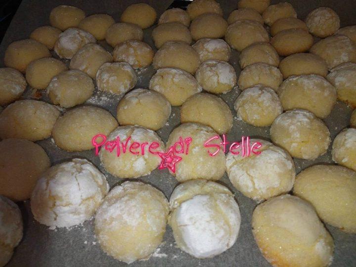biscottini aromatizzati al limone con bimby