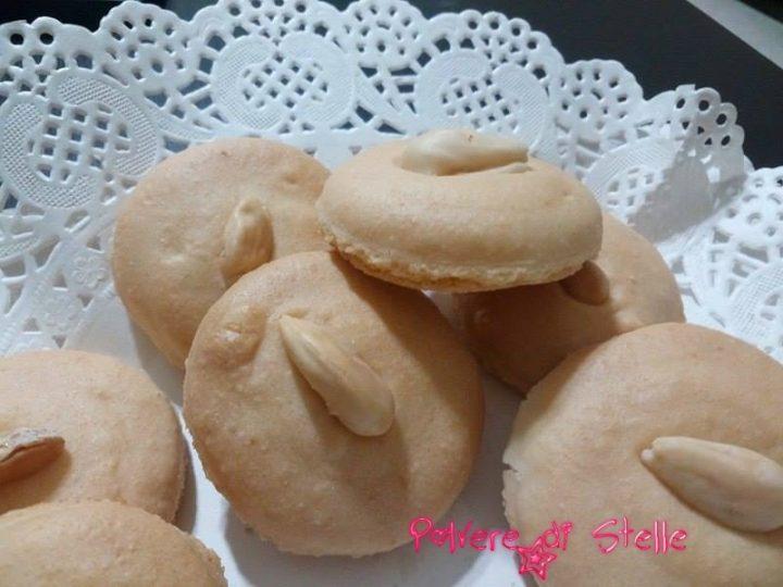 la ricetta dei miei macarons Bimby