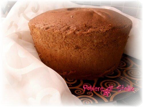 Chiffon cake dai mille gusti