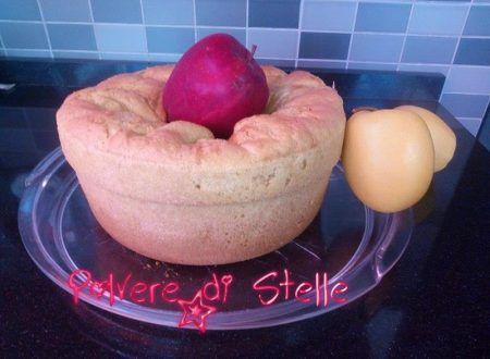 Torta di mele Bimby cotta nella pentola fornetto