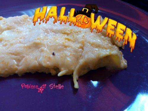 Lasagne di Halloween affumicate