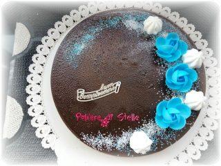 Torta 3 cioccolati Bimby