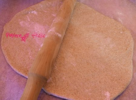 Impasto base con farina integrale per pane o pizza Bimby