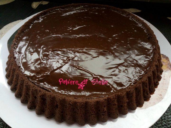 Crostata morbida cioccolattosa Bimby