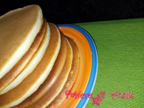 Pancake ricetta originale Bimby