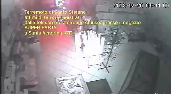 Terremoto di Santo Stefano 2018