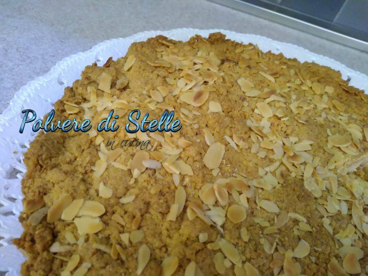Torta brisolona Bimby