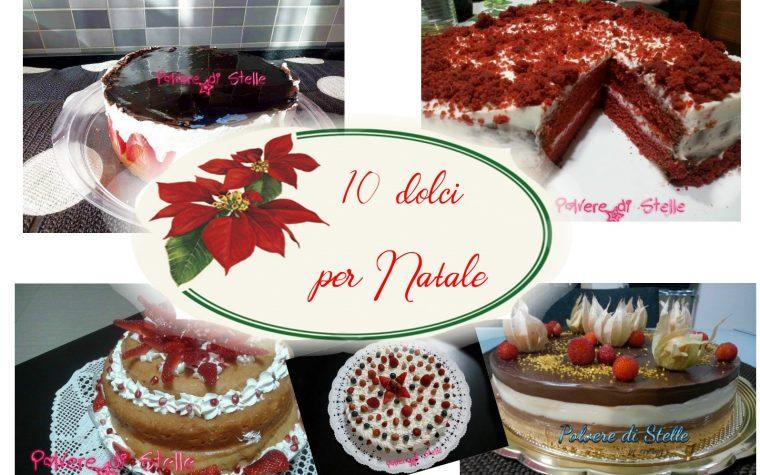 10 dolci per Natale