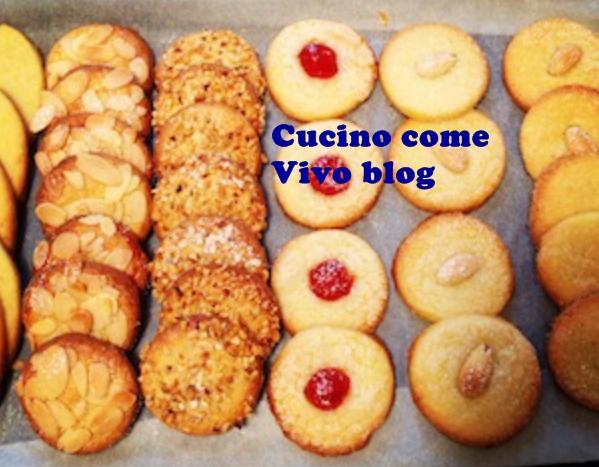 Biscotti di pasta frolla classici