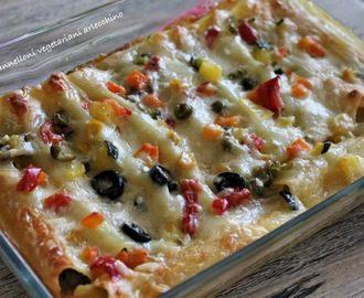 Cannelloni con Zucchine e Carote