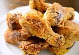 Pollo fritto alla Toscana
