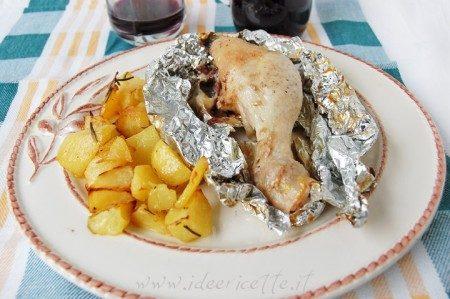 Pollo al Cartoccio