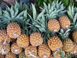 Ananas tonificante