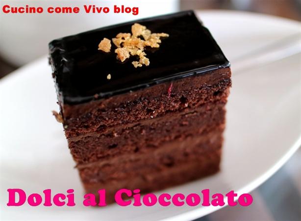 categoria dolci al cioccolato