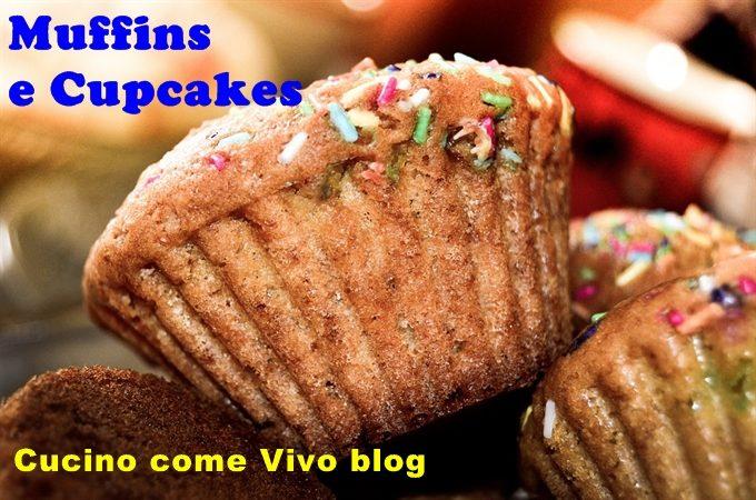 Muffins con pancetta e mozzarella
