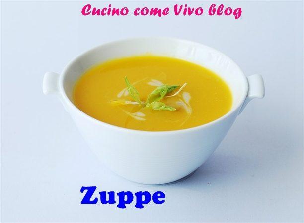 Zuppa di fagiolini e mandorle